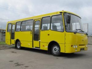Автобус ISUZU-Богдан А092