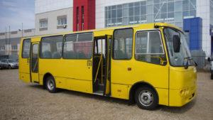 Автобус БОГДАН A-09204 городской