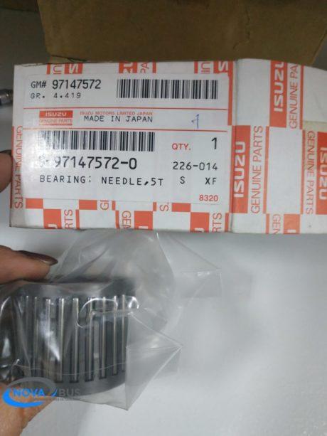8971475720 – Подшипник шестерни пятой передачи; КПП MXA5R Isuzu