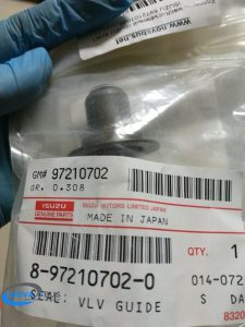 8972107020 - Колпачок маслосъемный 4HK1 Isuzu Богдан
