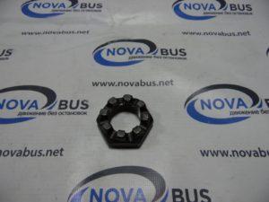 8942473571- Гайка подшипника ступици переднего колеса NQR70, NQR71 Isuzu