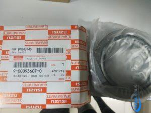 9000936070 - Подшипник ступицы задний внешний NQR71
