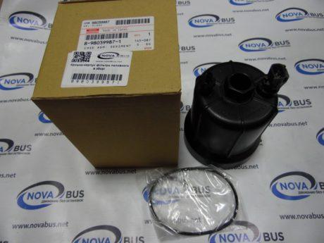 Корпус-крышка фильтра топливного фильтра в сборе 8980399871