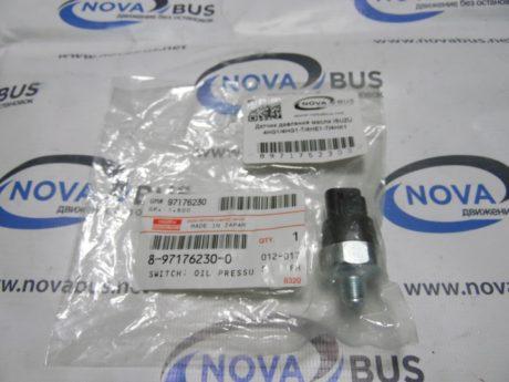 Датчик давления масла ISUZU 4HG1 4HG1-T 4HE1 4HK1 8971752300
