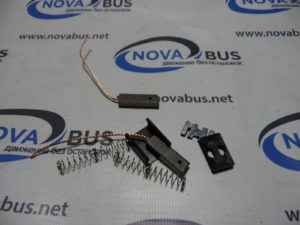 8970843560 - Щетки генератора Isuzu NQR71, NQR75, 4HG1-T, 4HK1-T