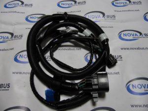 8973607671 - Проводка двигателя 4HG1-T Isuzu