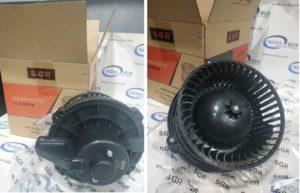 Мотор печки (обдува лобового стекла) Богдан A-091, A-092, A-093