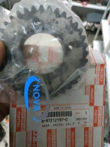 8972121970 - Шестерня привода ТНВД 4HG1-T ISUZU