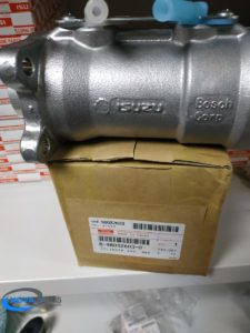 8980326030 - Цилиндр главный тормозной NPR75, E-4 (EURO 4) Isuzu