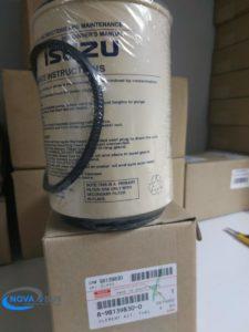 8981398300 - Фильтр топливный (cепаратор) 4HK1 E-4 ( EURO 4 ) Isuzu