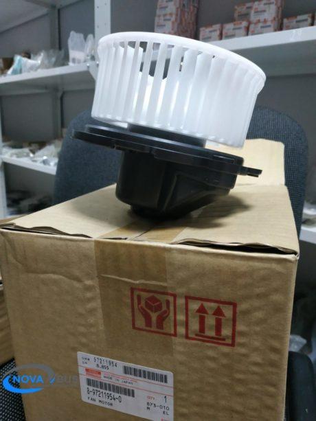 8972119540 — Мотор обдува лобового стекла Isuzu
