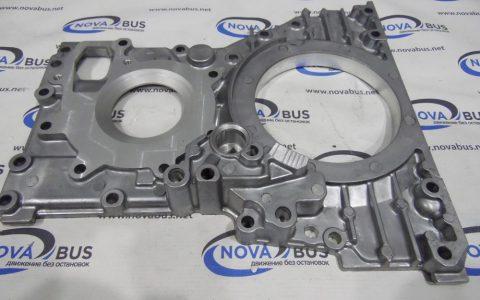 Кришка передняя двигателя 4НК1, Isuzu NQR71, 75, NPR75, Богдан A-091, A-092, A-093, Ataman