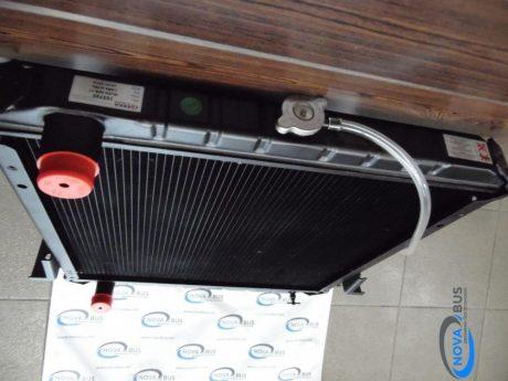 Радиатор основной на Богдан, Isuzu, E-2, 4HG1-Т, ERKA