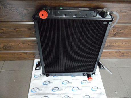 Радиатор основной на Isuzu NLR85, ERKA